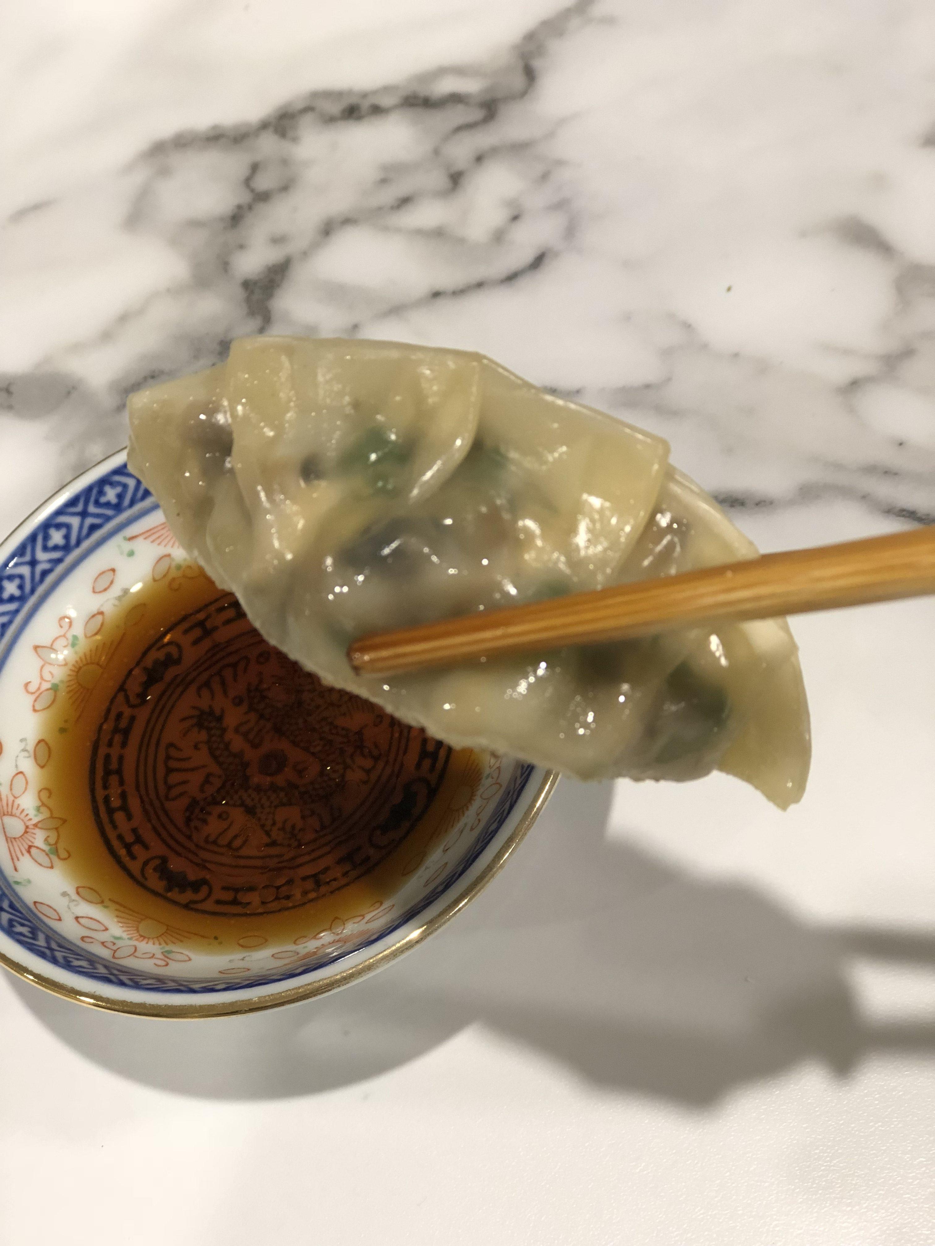 Dumpling Making Class – Hands On