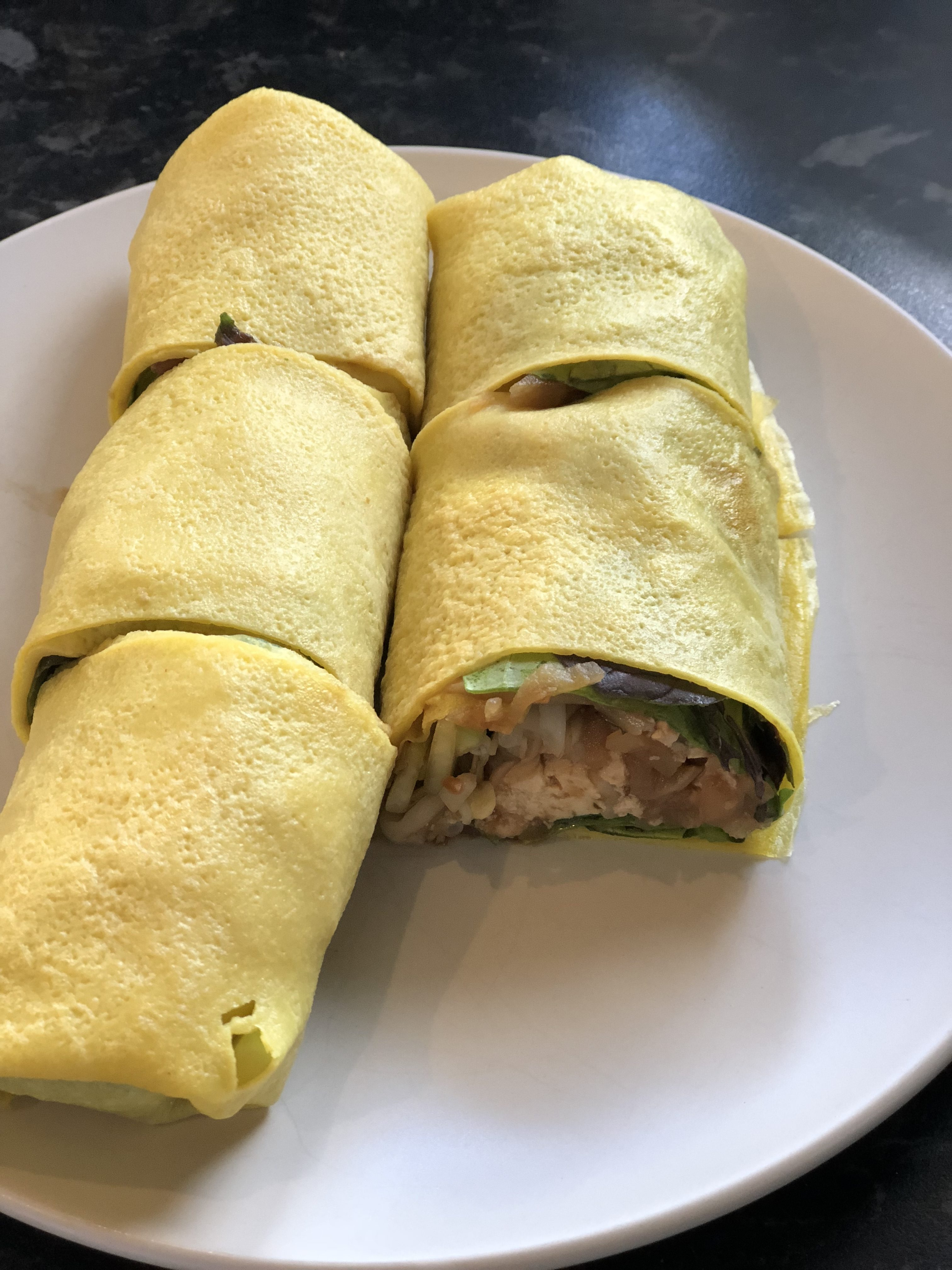 Singapore Spring Rolls  – Hands On
